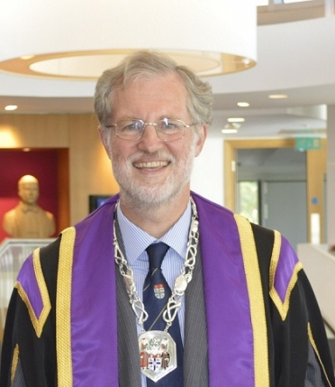 Photo of the current FPM Dean, Dr John Hughes