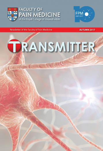 Transmitter Autumn 2017 cover