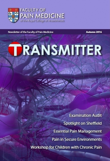 Transmitter Autumn 2016 cover